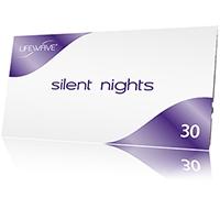 Silent Nights-Pflaster